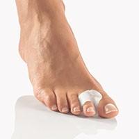 PediSoft® lábujj terpesztő, gyűrűvel