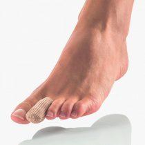 PediSoft® lábujjsapka, textil