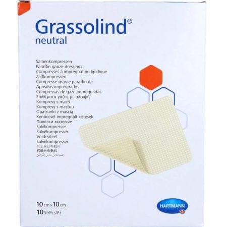 Grassolind 10x10 cm  10 db
