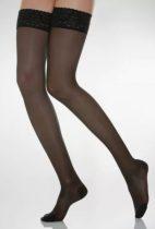 RelaxSan Prestige Luxus kompressziós  csipkés combfix 140 DEN