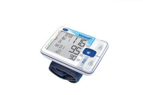 VEROVAL Csuklós Vérnyomásmérő