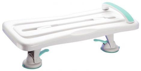 THUASNE könnyen eltávolítható fürdőkád pad tapadókorongokkal