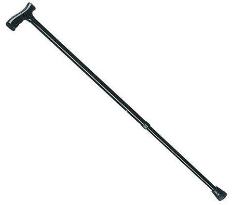 THUASNE T-fogantyús sétabot , alumínium, állítható magasságú,  102 cm-ig,