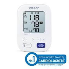 OMRON M3 comfort felkaros vérnyomásmérő adapterrel - ViaVita